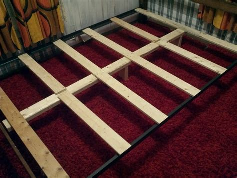 Diy Bed Frame Without Box Spring