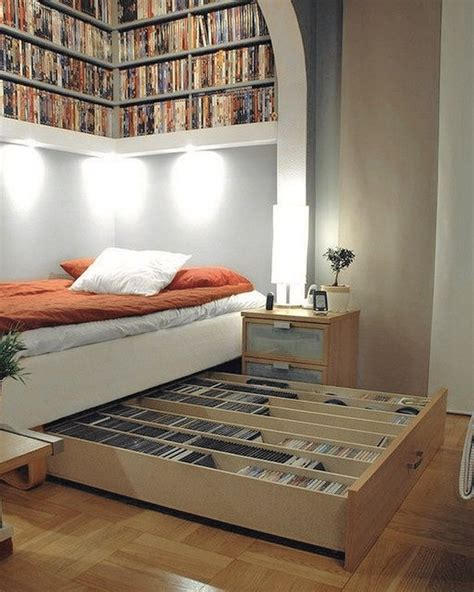 Diy Bed Ideas Storage
