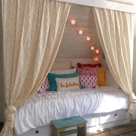 Diy Bed Nook