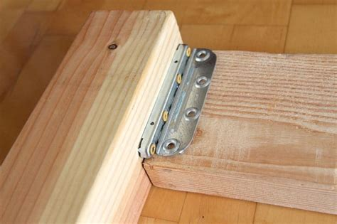 Diy Bed Rails For Old Frame
