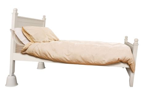 Diy Bed Risers For Reflux