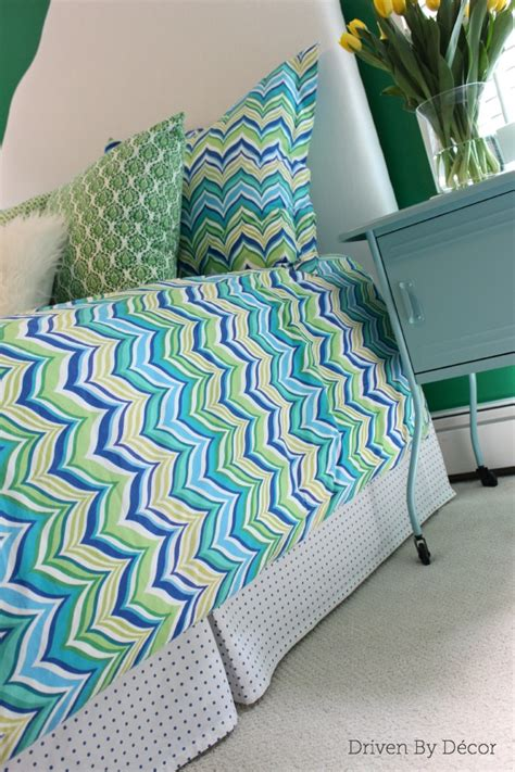 Diy Bed Skirt Pins Mattress