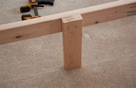 Diy Bed Support