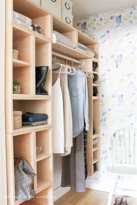 Diy Bedroom Closet Office Bedroom