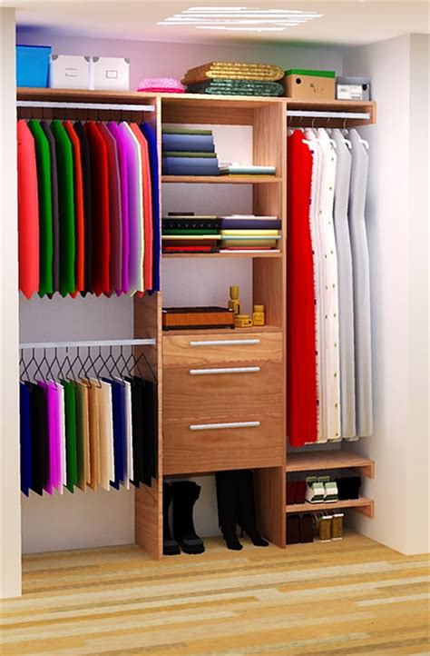 Diy Bedroom Closet Storage Ideas