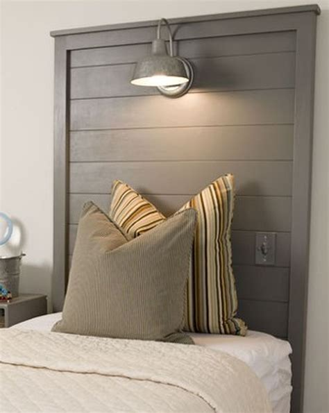 Diy Bedroom Headboard Ideas