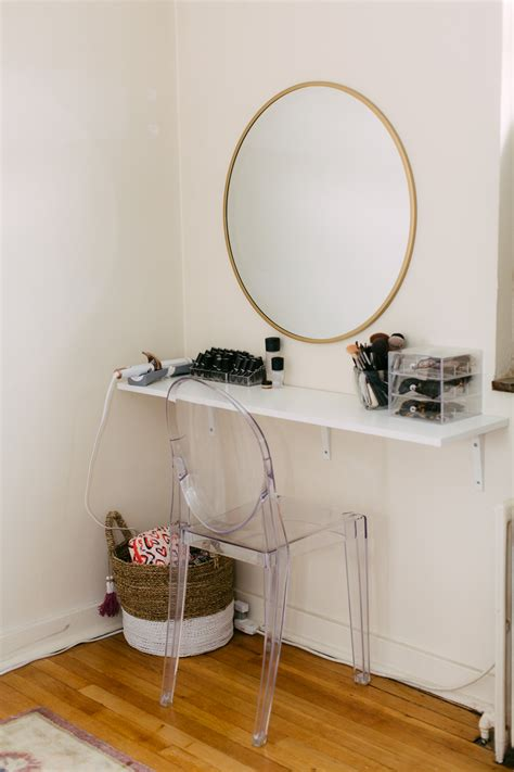 Diy Bedroom Makeup Vanity Ideas