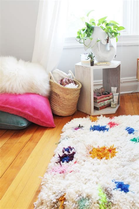 Diy Bedroom Rugs