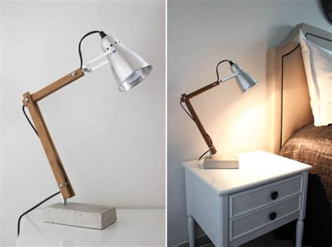 Diy Bedside Table Lamps