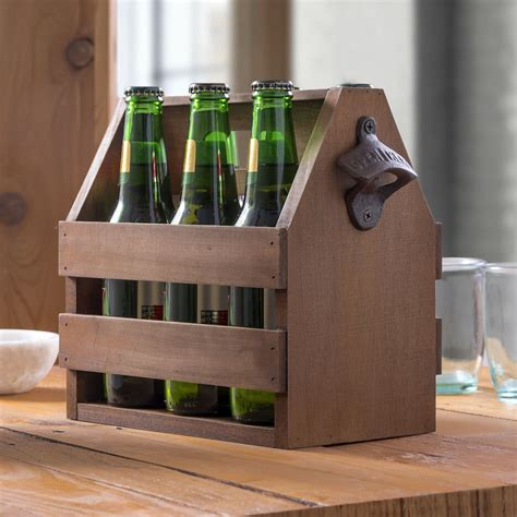 Diy Beer Caddy Pretty