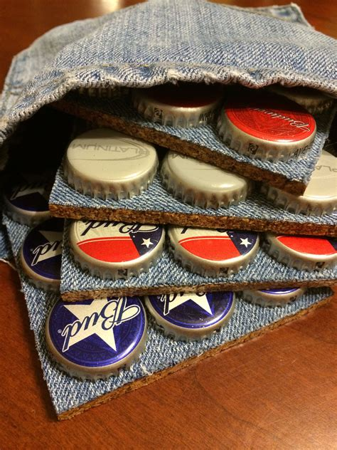 Diy Beer Cap Storage Bags