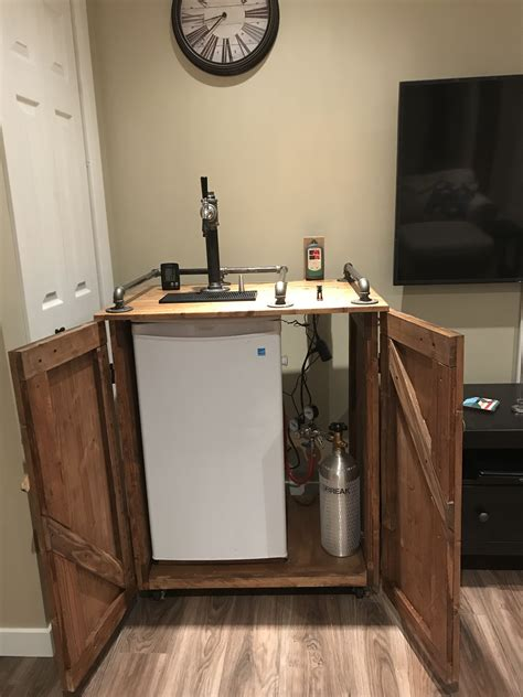 Diy Beer Keg Refrigerator