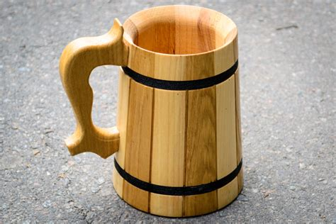 Diy Beer Mug Wood