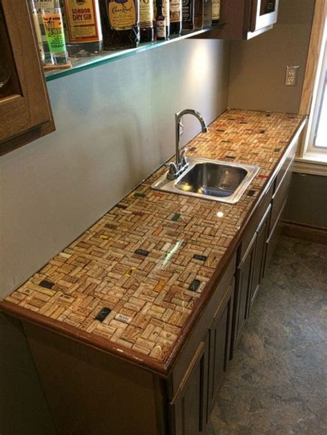 Diy Beer Top Countertop