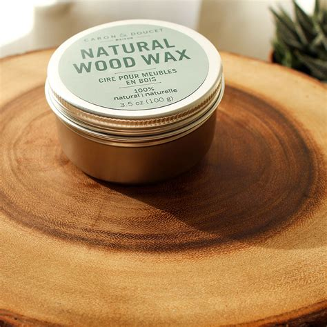 Diy Beeswax Wood Conditioner