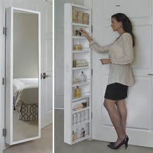 Diy Behind Door Storage Cabinet
