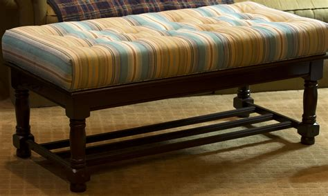Diy Bench Seat From Coffee Table