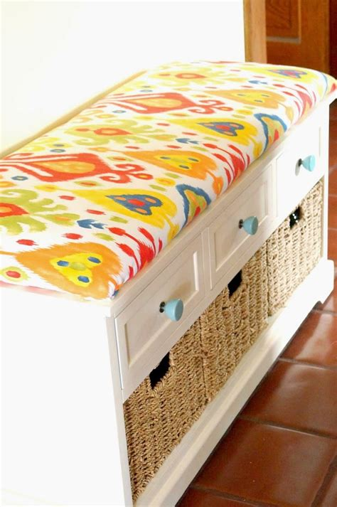 Diy Bench Seat With Cushion