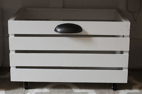 Diy Bench With Storage Bins