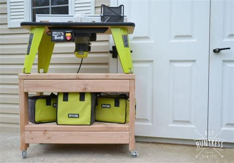 Diy Benchtop Tool Stand