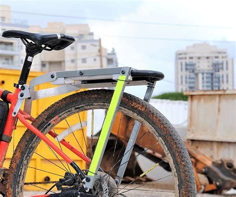 Diy Bicycle Back Rack