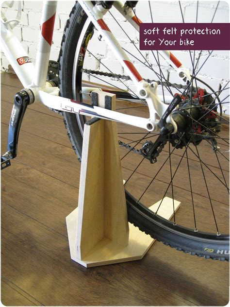 Diy Bicycle Display Stand
