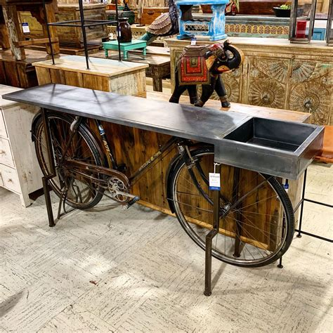 Diy Bicycle Furniture