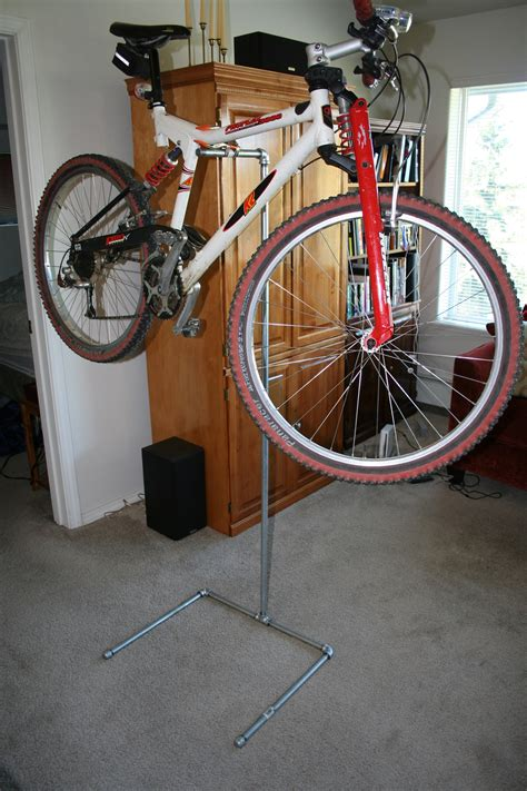 Diy Bicycle Maintenance Stand
