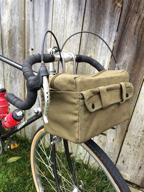Diy Bicycle Rack Bags