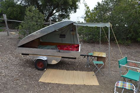 Diy Bicycle Tent Trailer