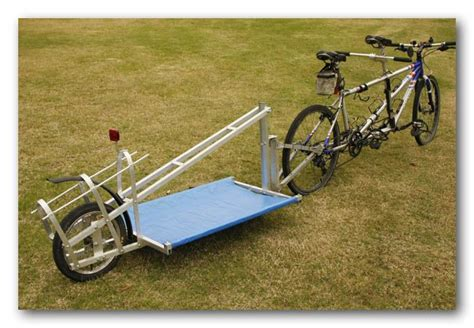 Diy Bicycle Trailer Cart