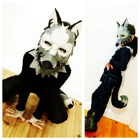 Diy Big Bad Wolf