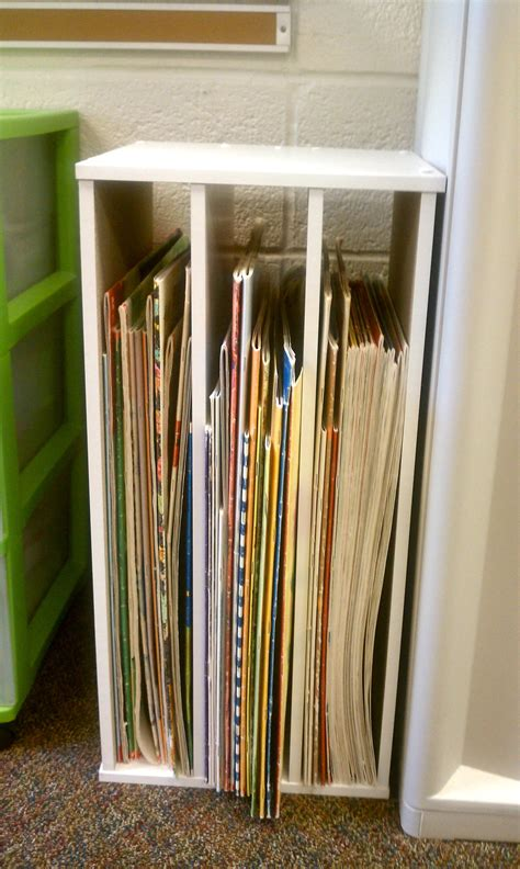 Diy Big Book Storage