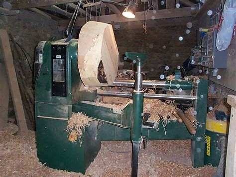 Diy Big Wood Lathe