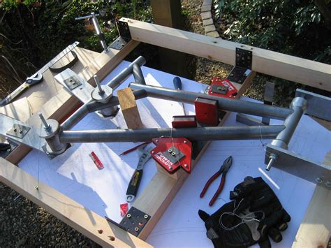 Diy Bike Frame Jig For Sale
