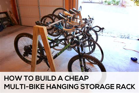 Diy Bike Rack For Multibike