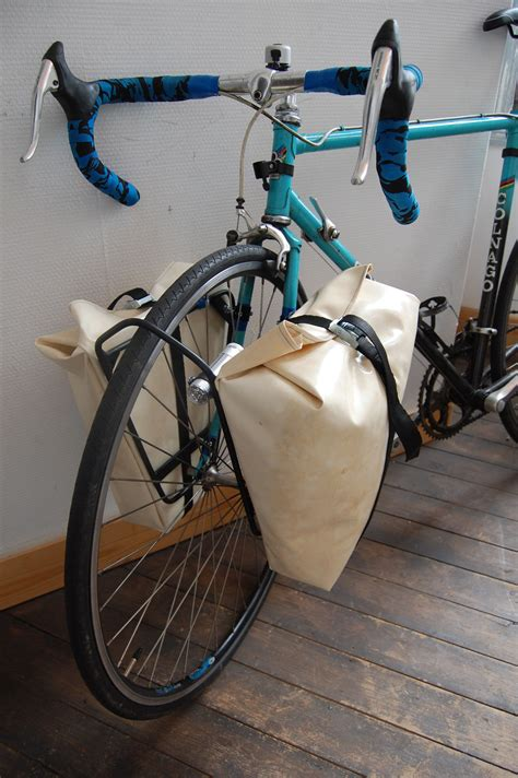 Diy Bike Rack Panniers Useful For Cyclists