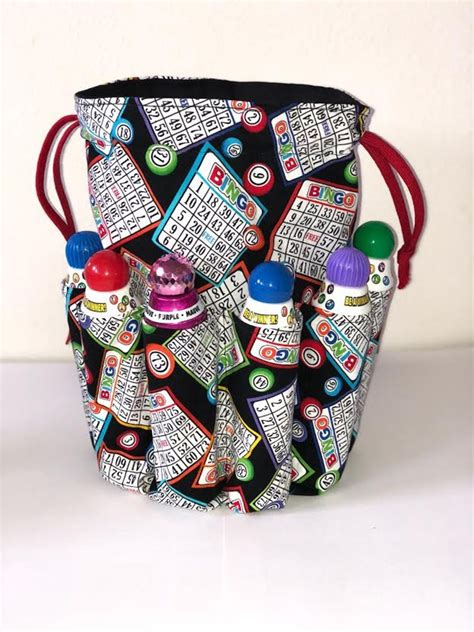 Diy Bingo Bag