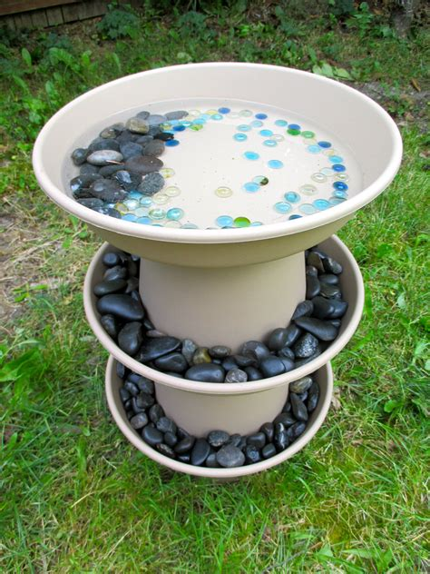 Diy Bird Bath Projects