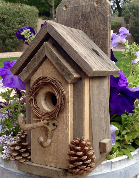 Diy Bird Houses For Outside