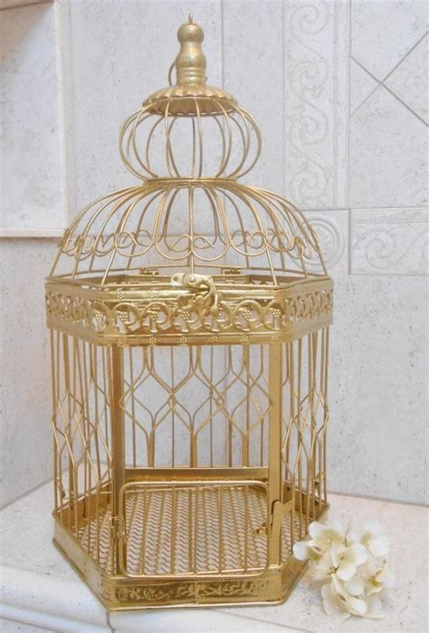 Diy Birdcage Card Holder