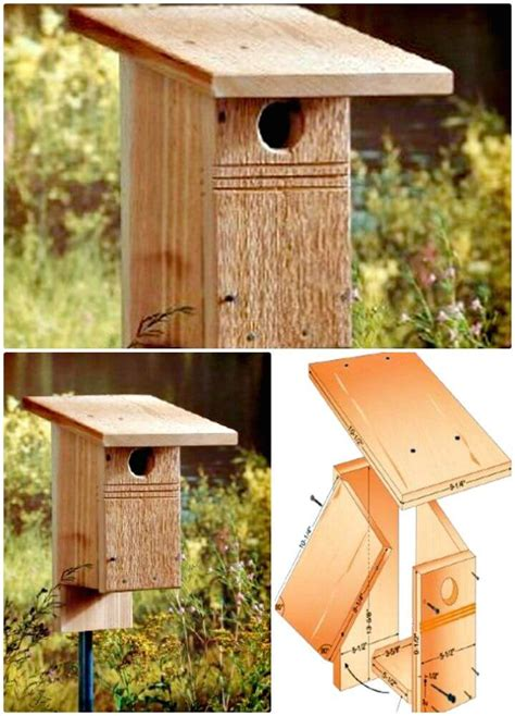 Diy Birdhouse Lowes