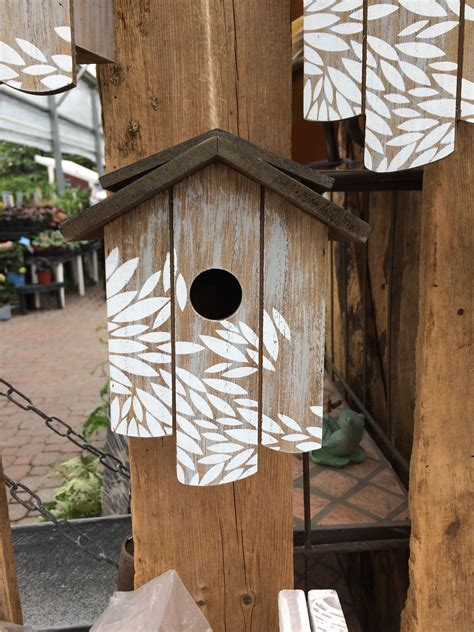 Diy Birdhouses For Outdoors