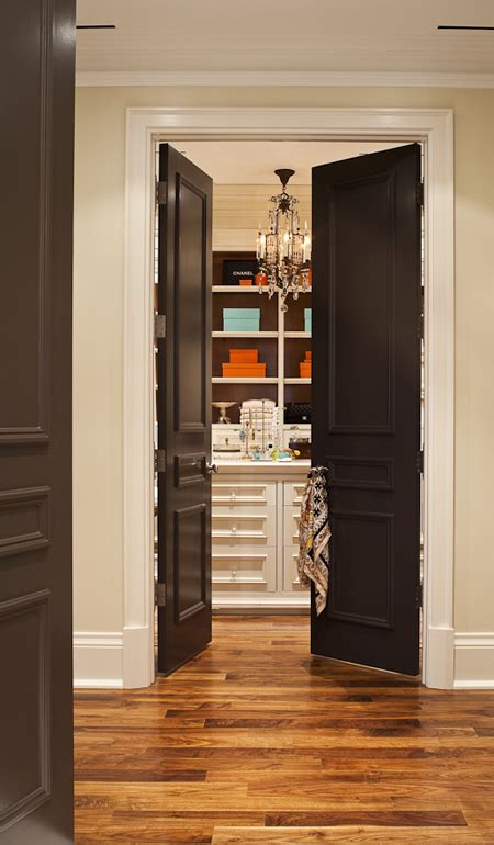 Diy Black Indoor Doors With Designs