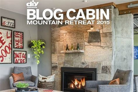 Diy Blog Cabin Sweepstakes Entry