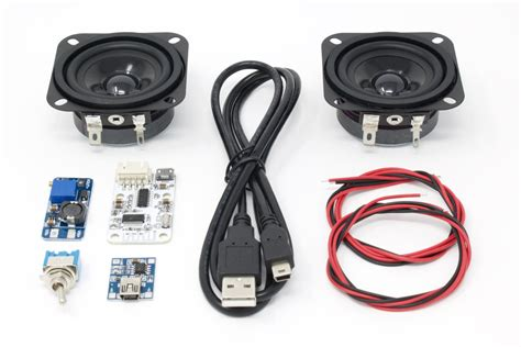 Diy Bluetooth Speaker Kits For Sale