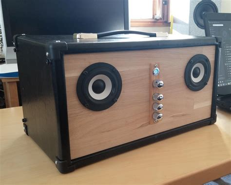 Diy Bluetooth Speaker System