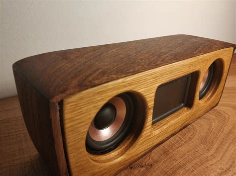 Diy Bluetooth Speaker Wood