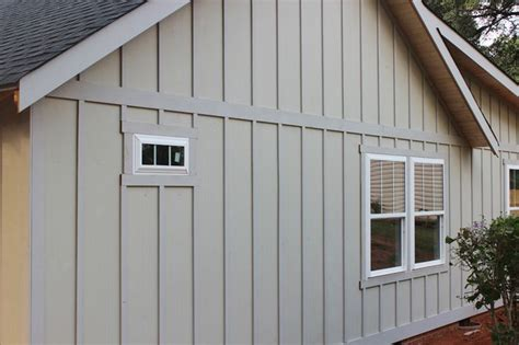 Diy Board And Batten Exterior Images