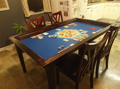 Diy Board Game Table Topper